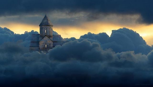 Haghpad-Monastery in-the-clouds