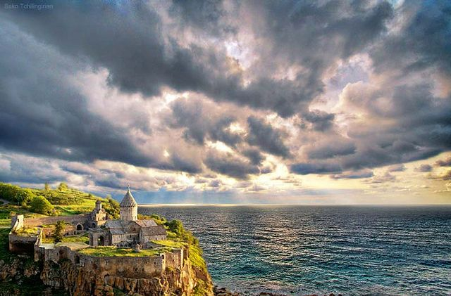 Island-of-Datev-Monastery