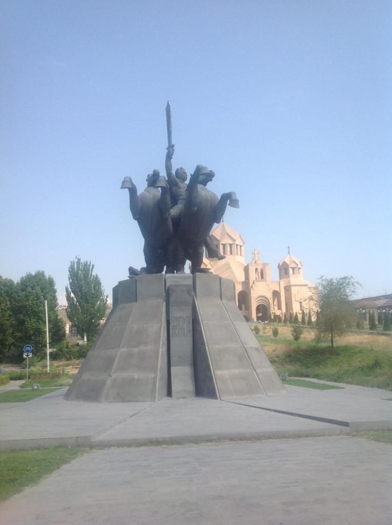 Легендарный полководец Андраник Озанян