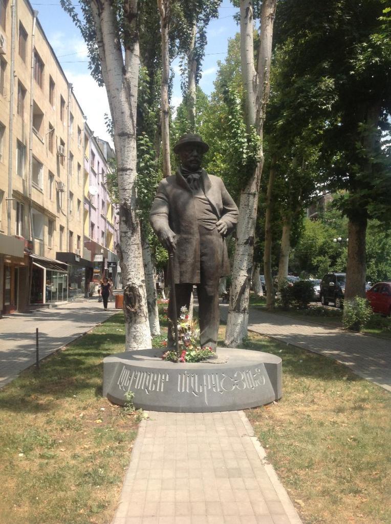 Крупный промышленник и филантроп Александр Манташянц (Манташев)