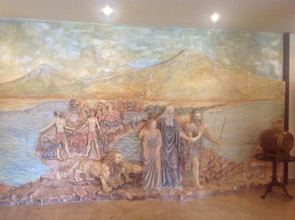 Принято считать, что виноделие зародилось в Араратской долине, когда Ной посадил первые виноградники. О том, что виноделие в Армении зародилось в древние времена, свидетельствуют множество археологических находок.