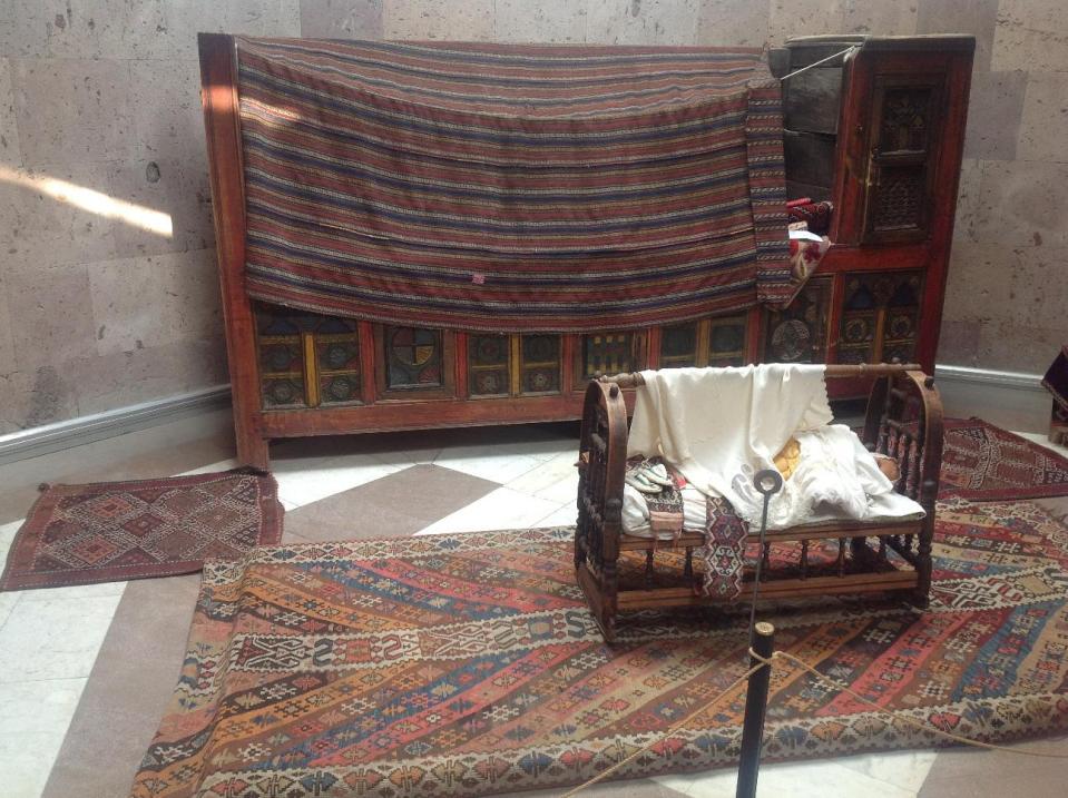 Предметы армянского быта