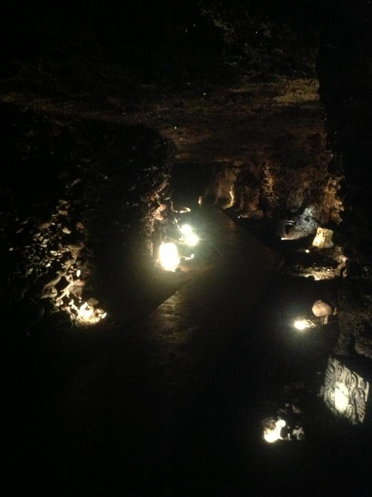 В крепости существовали тайные подземные ходы